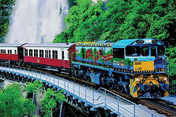 KURANDA-RAILWAY