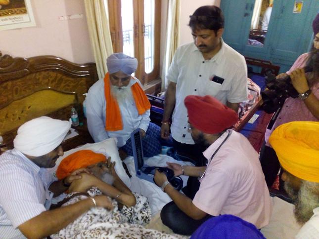 Surat Singh Fasting. 3