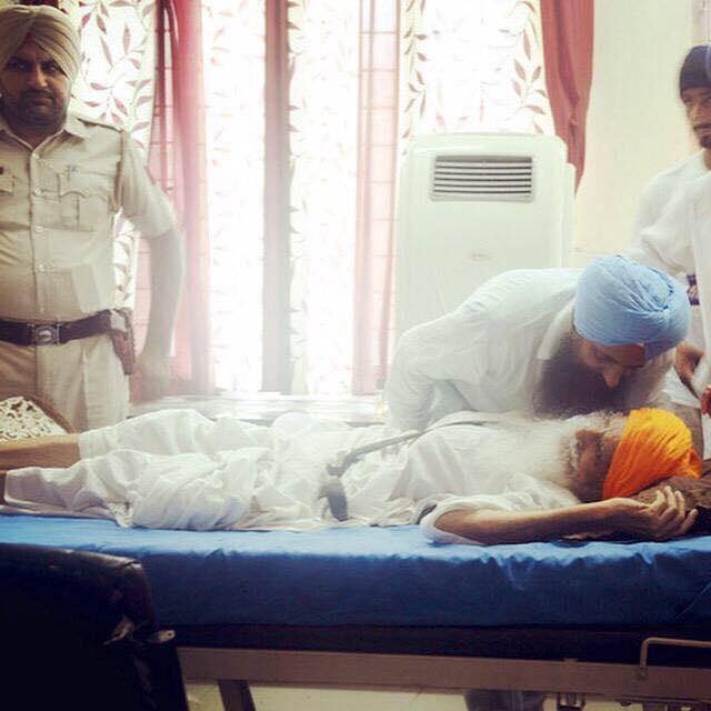 Surat Singh Fasting4