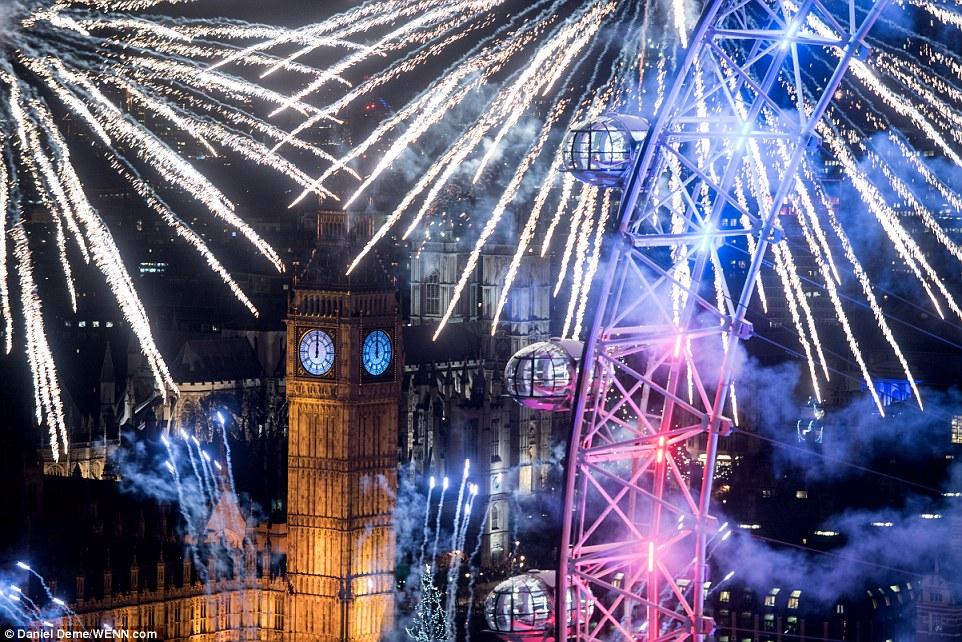 london new year 34