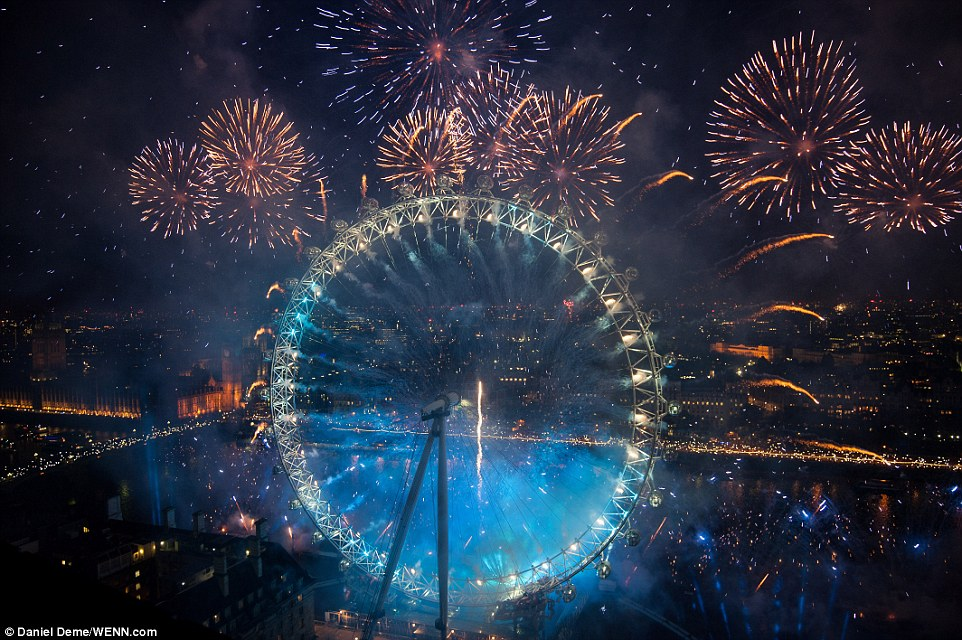 london new year 35