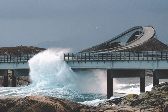 Atlantic-Ocean-Road