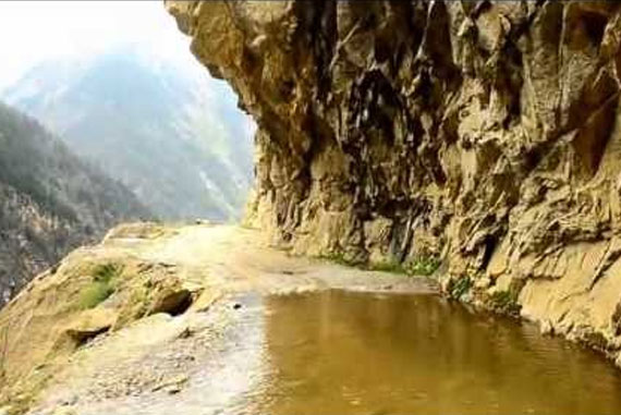 Shyari-Road