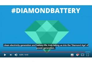 diamond-battery