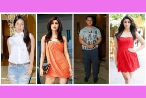 Bollywood-Stars