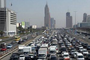 Dubai-Traffic
