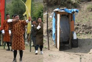 Bhuttan-Toilet