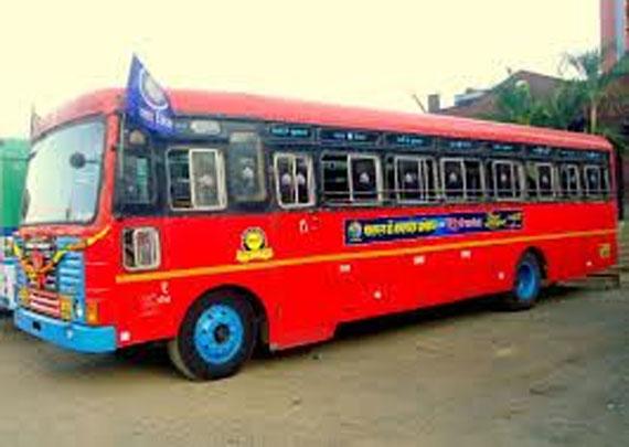 Maharashtra-Bus