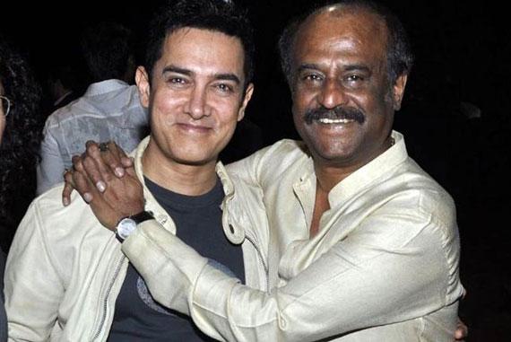 Rajinikanth-Aamir-Khan
