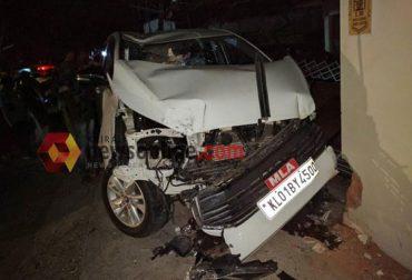Thiruvanchoor-Accident